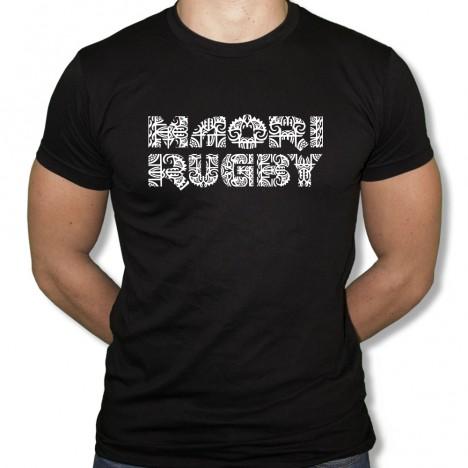 tshirt rugby maori rugby