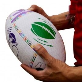 ballon rugby playball