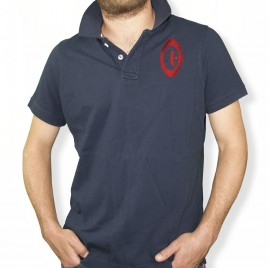 Polo Rugby Vintage H Navy