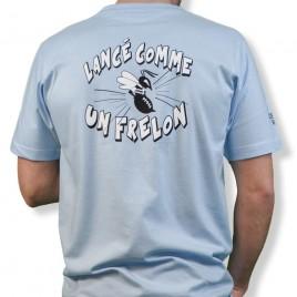 Tshirt Rugby LANCÉ COMME UN FRELON homme