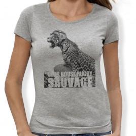Tshirt Rugby Sauvage Jaguar F
