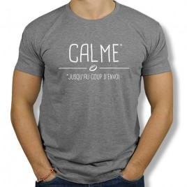 Tshirt Rugby Calme