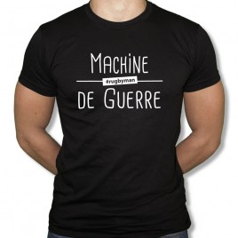 Tshirt Rugby MACHINE DE GUERRE homme