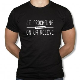 Tshirt Rugby ON LA RELÈVE homme