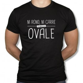 Tshirt Rugby OVALE homme