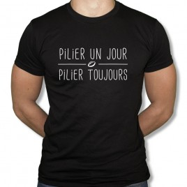 Tshirt Rugby Pilier