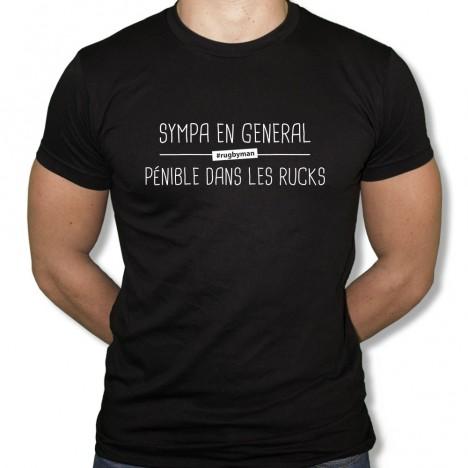 Tshirt Rugby Sympa