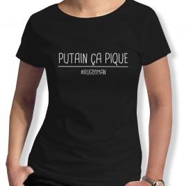 Tshirt Rugby CA PIQUE femme