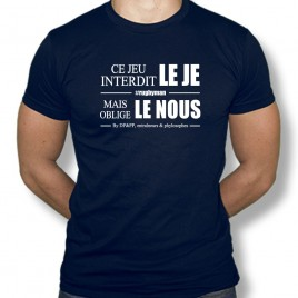 Tshirt Rugby LE NOUS homme