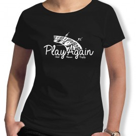 Tshirt Rugby Roulette PlayAgain F