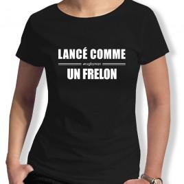 Tshirt Rugby Frelon F