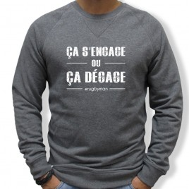 Sweat Ca s'engage ou ça dégage H