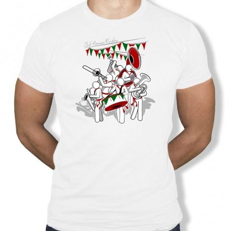 Tshirt Rugby Banda