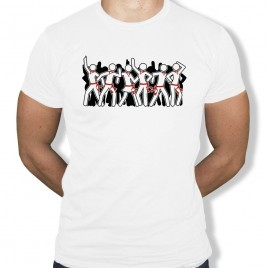 Tshirt Rugby FESTAYRE MOVE YOUR BODY homme