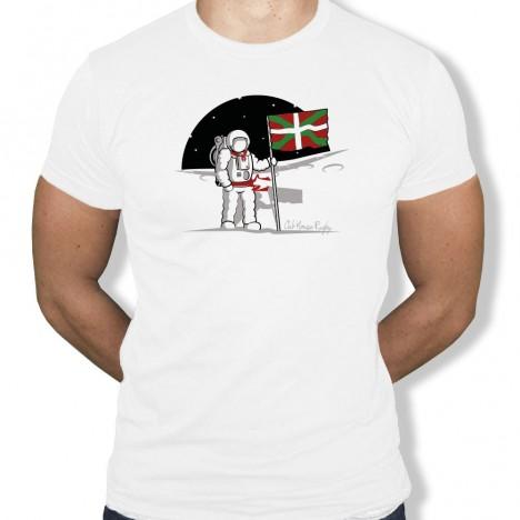 Tshirt Rugby Festayre sur la lune