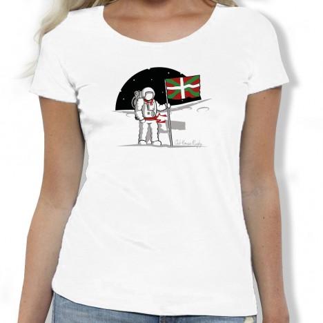 Tshirt festayre sur la lune F
