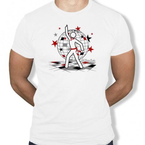 Tshirt Rugby Festayre night fever