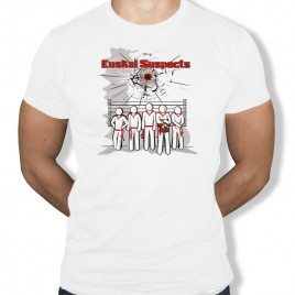 Tshirt Rugby EUSKAL SUSPECTS homme