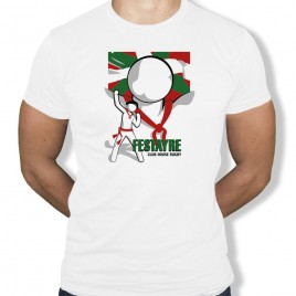 Tshirt Rugby ROCKY FESTAYRE homme