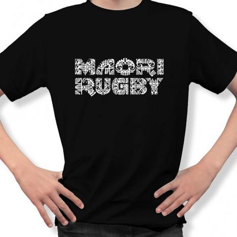 Tshirt Rugby Maori E