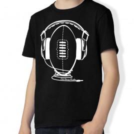 Tshirt Rugby MUSIC enfant