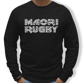 Sweat Rugby MAORI homme