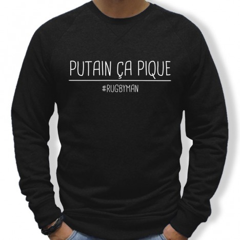 Sweat Rugby Ca pique