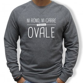 Sweat Rugby PILIER homme