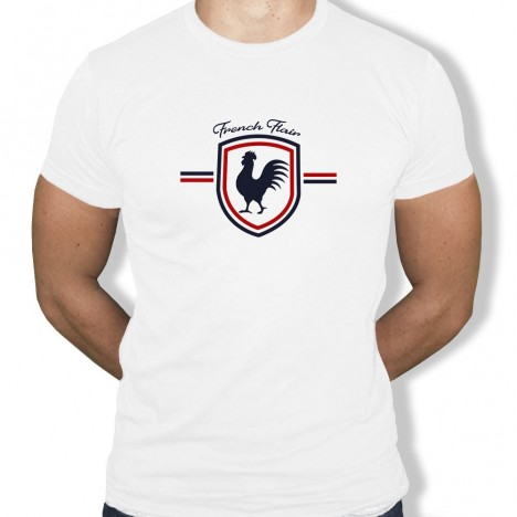 Tshirt Rugby French flair H