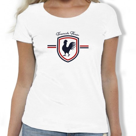 Tshirt Rugby French Flair F