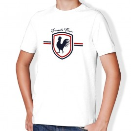 Tshirt Rugby FRENCH FLAIR enfant