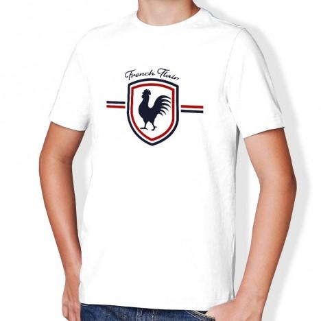 Tshirt Rugby French flair E