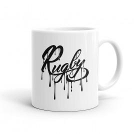 Mug Rugby PAINT