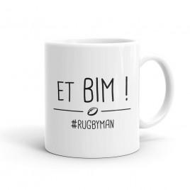 Mug Rugby ET BIM