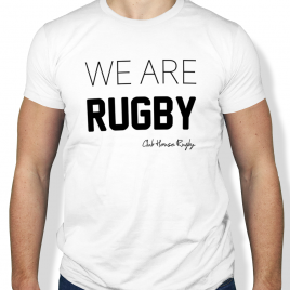 Tshirt Rugby WE ARE homme