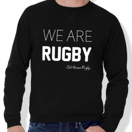Sweat Rugby We Are