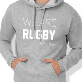 Sweat Capuche Rugby WE ARE homme