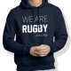 Sweat Capuche Rugby We Are