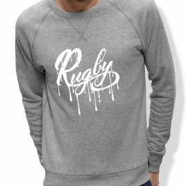 Sweat Rugby PAINT homme