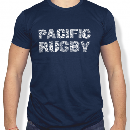 Tshirt Rugby PACIFIC RUGBY homme
