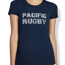 Tshirt Rugby PACIFIC RUGBY femme