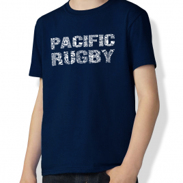 Tshirt Rugby PACIFIC RUGBY enfant