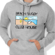 Sweat Capuche Rugby Beach Rugby homme