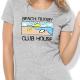 Tshirt Rugby Beach Rugby F