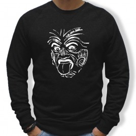 Sweat Capuche Rugby Haka
