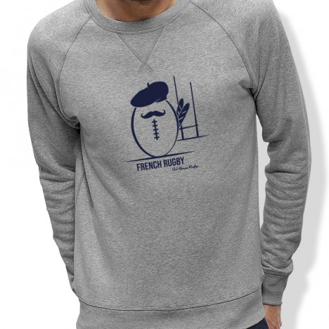 Sweat Rugby FRENCH RUGBY homme