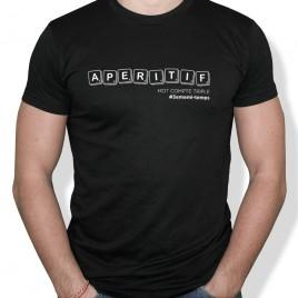 Tshirt Rugby Aperitif