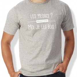 Tshirt Rugby LES MEDOCS homme