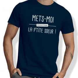 Tshirt Rugby METS MOI homme