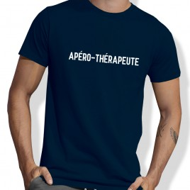 Tshirt Rugby THERAPEUTE homme